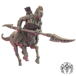 Female Spear Centaur